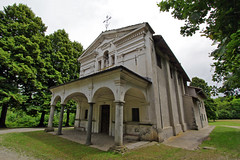 Canavese - Azeglio, Santuario di Sant'Antonio Abate (mariagraziaschiapparelli) Tags: canavese azeglio viafrancigena viafrancigenacanavesana santantonio allegrisinasceosidiventa