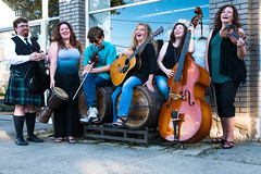 JF2016 (4 of 5) (DDFic) Tags: kilt drum bass guitar folk fiddle celtic folly bagpipe wenches jamesons