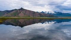 early morning (100er offline) Tags: island grundarfjdur 100er nikon d7200 refelection lake see wasser