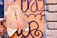 Roma. Trastevere. Street art (R come Rit@) Tags: italia italy roma rome ritarestifo photography streetphotography streetart arte art arteurbana streetartphotography urbanart urban wall walls wallart graffiti graff graffitiart muro muri streetartroma streetartrome romestreetart romastreetart graffitiroma graffitirome romegraffiti romeurbanart urbanartroma streetartitaly italystreetart contemporaryart artecontemporanea poster posterart colla glue paste pasteup farfalla butterfly moth falena trastevere
