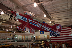 Pitts S-2B (stevesheriw) Tags: dallas texas frontiersofflight museum pitts s2b airplane