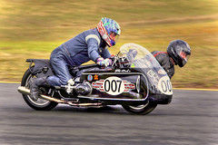 Black BMW R65 Sidecar, Sydney Motorsport Park (North Circuit), Easter (brettmichal Images) Tags: park camera 3 black classic sports sport creek canon lens outfit surf post side north sydney champs july sigma racing nsw 7d bmw motorcycle mk2 5d mm pk racers northern 9th eastern circuit rd sidecar racer motorsport mkii 2016 restorations easterncreek r65 rd3 cicuit pcra postclassic 150500 sydneymotorsportpark