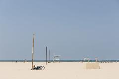 United States (Rob Walwyn) Tags: santa venice beach canon is mark iii monica l 5d hd f4 hoya 2470mm polariser 5d3