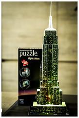 DSC_0012 (Fotografie Wim Van Mele) Tags: puzzel puzzle empire state building