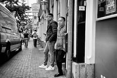 Voorstraat Utrecht, Fuji X-E2 + Fujinon XC16-50 (patrick van den hurk) Tags: street utrecht netherlands fuji fujix fujixseries fujixe2 fujifilm xe2 fujinon xc1650mmf3556ois raw lightroom blackandwhite monochrome bw zwartwit