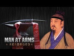 400 Year-Old Dandao Sword - MAN AT ARMS: REFORGED (Download Youtube Videos Online) Tags: 400 yearold dandao sword man at arms reforged