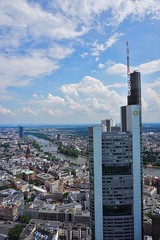 Frankfurt_Ausblick Maintower 2016 (9) (mheckerle) Tags: frankfurt stadt city 2016 architektur architecture view maintower panorama
