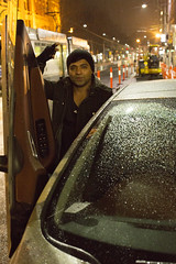 street photography-8 (ZissImage) Tags: street photography melbourne night rainy day cool car homeless baskers construction cba