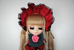 Phiby (Alluka Zoldyck) Tags: pullip pullips doll dolls custo custom eyelash faux cils stock jun planning junplanning rare shinku rozen maiden 2006 japan alluka phiby