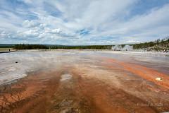 DSD_1478 (pezlud) Tags: yellowstone nationalpark landscape geyserbasin grandprismaticspring midwaygeyserbasin geyser park
