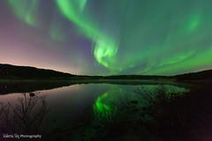 Let the games begin (Valeria Sig) Tags: iceland auroraborealis northernlights
