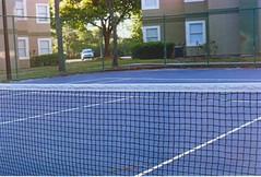 Film Is Not Dead (tshaymae) Tags: film filmcamera tennis tenniscourt filmphotography filmisnotdead