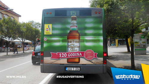 Info Media Group - Nikšićko pivo, BUS Outdoor Advertising, Banja Luka 07-2016 (3)