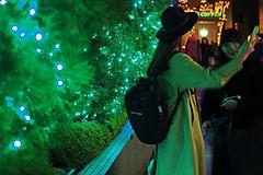 #25 luminary (Tmr Kaz) Tags: city japan night tokyo shinjuku shibuya caffe luminary
