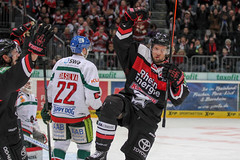 """DEL15 Kšlner Haie vs. Augsburg Panthers • <a style=""""font-size:0.8em;"""" href=""""http://www.flickr.com/photos/64442770@N03/15682386613/"""" target=""""_blank"""">View on Flickr</a>"""