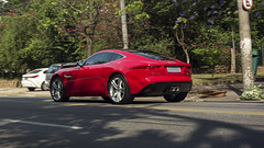 F-Type (DaniloBReis) Tags: car sport flat sony a33 s sampa sp f r gran jag jaguar paulo gt alpha six turismo são slt v6 ftype typt