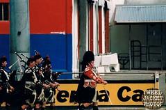 Pipe Band Christchurch 1988 V1.8-tweed jacket photos (The General Was Here !!!) Tags: christchurch scotland photo pix kilt 1988 scottish marching kiwi kilts 1980s piping drill pipers chanter pipeband drones kiwiana scottishmusic inuniform addingtonshowgrounds scottishmusichighlandmusic