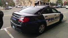 Charleston Police Ford Taurus SHO #487 (robbieraeful) Tags: southcarolina charleston lawenforcement policeinterceptor fordmotorcompany fordtaurussho