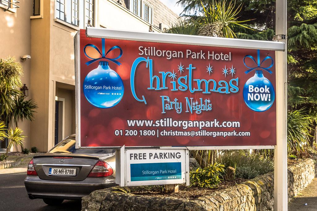 Stillorgan Park Hotel  Ref-100071