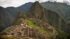 Historic Sanctuary of Machu Picchu