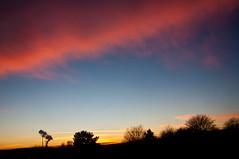 Glenrothes sunset (gallowaydavid) Tags: sunset fife glenrothes