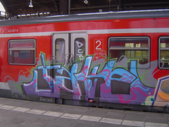 Jake (Bombendrohung) Tags: wiesbaden jake trains