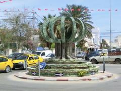 Dattel, Zarzis/,  (f_domes) Tags: monument tunisia tunisie tunesien denkmal  zarzis