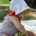 Peekaboo bonnet 1