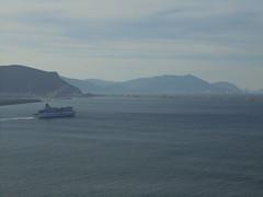 Ferry Bilbao Portsmouth (Indautxu71) Tags: españa landscape spain barco ship paisaje bizkaia euskalherria euskadi vizcaya basquecountry paisvasco northernspain windturbines aerogeneradores bayofbiscay marcantábrico brittanyferries puntagalea cantabriansea puertodebilbao bilbaoport bilbaoportsmouth diquedepuntalucero abradebilbao aerosorgailuak pueblosyciudadesdeespaña ferrybilbaoportsmouth transbordadorbilbaoportsmouth descubreeuskadi discoverbasquecountry parqueeólicodelpuertodebilbao townsandcitiesofspain pueblosyciudadesdeeuskadi townsandcitiesofthebasquecountry
