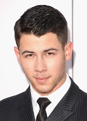 (Jonasbesties) Tags: red music carpet nick handsome suit american awards jonas 2014 amass