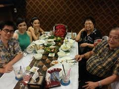 Christmas 2014 family dinner (tengds) Tags: family thailand bangkok christmasdinner indonesiandinner indonesianrestaurant tengds christmas2014 rasakhasrestaurant