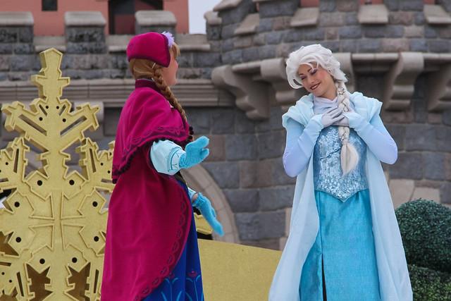 Christmas season 2014 - Disneyland Paris - 0102