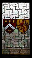 Great Hall Stained Glass (Michel Curi) Tags: greatbritain britain uk unitedkingdom scotland glasgow hogmanay holiday travel vacation christmas newyears edinburgh edinburghcastle patterns visitscotland lovescotland scotspirit