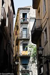 Girona, Catalunya (gossetphoto) Tags: photography spain streetphotography girona oldhouse catalunya urbanphotography