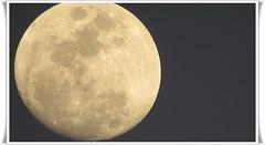 San Felipe Moonrise, Philippines (glenn anthony johns) Tags: sunset orange moon west beach water canon photography evening san glenn philippines rise felipe johns luzon classy zambales gaj
