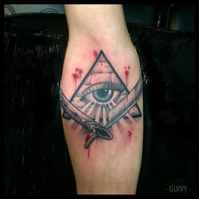 The world 39 s best photos of artforsinners and tattoo for Cut throat tattoo