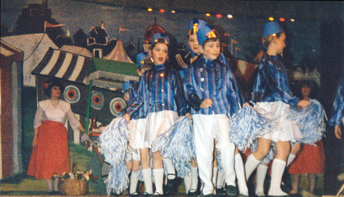 1991 Mother Goose 12 (Ann B left, Joseph Birkby front)