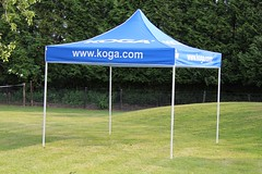 Quick Folding Tent  - Modulair tent systeem