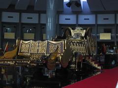 Sultan's Coronation Chariot
