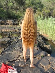 Let your Hair Down (Time-Freeze) Tags: fullydressed womanwithverylonghair letyourhairdown