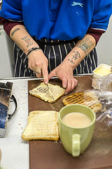 Soup Kitchen (www.socialissuesphotography.co.uk) Tags: poverty community support homeless poor volunteering distress distressed starvation destitute deprivation deficit debt destitution difficulty bereft penniless hardship socialissues bankruptcy dropincentre austerity deficiency povertystricken hardup shortofcash impoverishment socialdeprivation shortofmoney unabletomakebothendsmeet