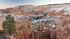 Bryce Canyon National Park (scott photos) Tags: sunset usa southwest utah nationalpark nikon nps dusk canyon hoodoo bryce np nikkor brycecanyon d800 2470mm nikor 2470mmf28 byscottphotos
