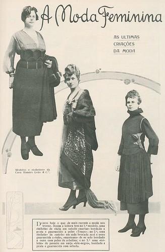Publicidade | Casa Ramiro Leão & C., 1919