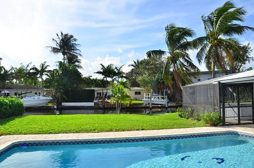 Miami Backyard