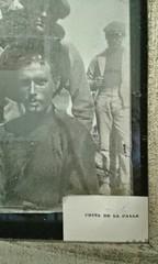 l'abri  côtier  (3) (canecrabe) Tags: mer vintage photo marin cartedevisite cabane trouville chitadelacalle