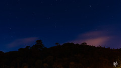 Starry night sky tonight (rpphotos) Tags: bluesky starrynight