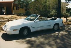 Chrysler LeBaron GTC Convertible (jeremyg3030) Tags: cars convertible chrysler gtc lebaron