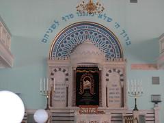 The Aron at Peitav Shul