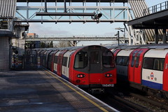 20150119 001 Wembley Park. 1996 Stock At The Rear Of A Stanmore Train (15038) Tags: electric underground br jubilee trains emu londonunderground railways britishrail lt wembleypark londontransport lul 1996stock 96049