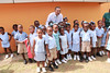 School Tours - February 04, 2015 - Tobago - Greeting the People